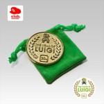 ヨーロッパのクラブニンテンドーにて、ルイージ・イヤー記念コインが景品として登場!ほ、欲しすぎる…