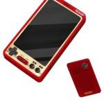 もしも、任天堂がスマートフォンを開発したら…やっぱりこんな、「ファミコン」風!?