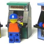 何これ超ほしい!アーケードゲーム筐体型、カスタムレゴフィギュアがカワイイ!