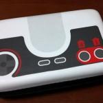 「PCエンジン」コントローラー柄は貴重!?レトロゲーム風DSケースを買ったよ!