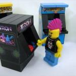 超ときめく…!アーケードゲーム筐体型、カスタムレゴフィギュアふたたび!