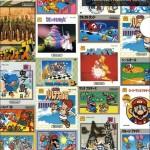 12/4発売のファミコンCD「Nintendo FAMICOM MUSIC」、タワーレコードの先着購入特典クリアファイルのデザインが判明!これは欲しすぎる…!