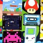 マリオにインベーダー、ゲームボーイ!ゲーマー女子にぴったりなカワイイクラッチバッグが「Poupee☆Webshop」にて買えるよ!