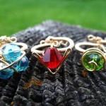 ゲーマー女子にお似合いの宝石は…「ゼルダの伝説」ゾーラのサファイアにゴロンのルビー、コキリのヒスイ!
