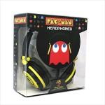 これでゲーム音楽を聴きたい…!パックマン&ATARIデザインのヘッドフォンがかわいい!