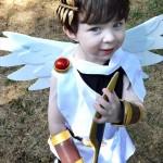 【天使】ちびっ子による『パルテナの鏡』ピットくんのコスプレが可愛すぎる
