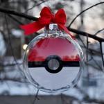 ポケモンからスカイリムまで…透明なガラス球に閉じ込められた、手作りクリスマスオーナメントがキレイ!