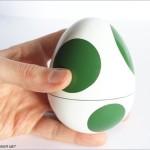 ヨッシーのたまごに宝箱!ゲーマー女子にあげたい、3Dプリンタ製エンゲージリング・ケース