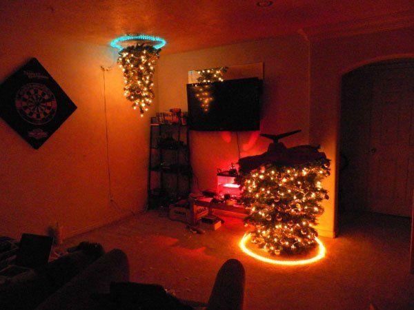 ゲーマーのクリスマスってこんな感じ?ゲームネタで飾り付けられた、世界のクリスマスツリーいろいろ そうさめも