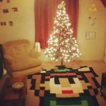 ゲーマーのクリスマスってこんな感じ?ゲームネタで飾り付けられた、世界のクリスマスツリーいろいろ