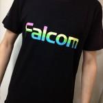 今日のゲームTシャツ:「日本ファルコム」ロゴTシャツ