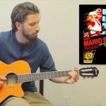 1分間に16種類のゲーム音楽がぎっしり!アコースティックギターで弾く、ワンミニッツ・メドレーが面白い!