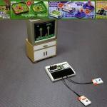 「カセットビジョン」のミニチュアが新登場!エポック社のガチャガチャ「本当に動く!野球盤&思い出のアクションゲームとカセットビジョン」がアツい!