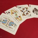 ファイナルファンタジー6をテーマにデザインされたトランプ「ブラックジャック・カジノカード」がカッコいい!
