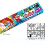 スタンプのおまけつき!ハイチュウ×スーパーマリオ 「マリオハイチュウ<ソーダ味>」、3/4から新発売!