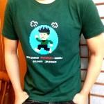 今日のゲームTシャツ:あの幻のゲームがTシャツ化!?「激おこぷんぷん丸」ドット絵Tシャツ