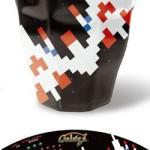 ゼビウス、マッピー、ディグダグまで…全部欲しい!オールドナムコのファミコン柄ドット絵メラミンカップ、全5種類が発売中!