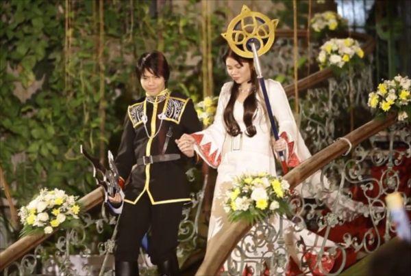 ゲーマーなら、こんな結婚式をやってみたい\u2026
