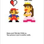 人生の永遠の「2プレイヤー」を探す…海外の婚活サイトで使われたドット絵ゲームキャラたち