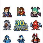 ロックマン風ドット絵カプコンキャラがかわいい!「カプコン30th Anniversary」仕様のスマートフォンケース