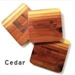 シンプルかわいい!ハンドメイドのNESデザイン・木製コースター