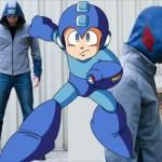 さりげないデザインが超おしゃれ!「ロックマン」に変身できちゃうフードつきジャケット