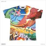 これはアツすぎ!スペースハリアーに獣王記、ギャラクシーフォースII…「セガ・レトロゲームTシャツコレクション」4月に発売予定!