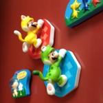 ネコマリオやネコピーチがくっつく、ぶら下がる!「スーパーマリオ3Dワールド マスコットコレクション」で遊んでみました!