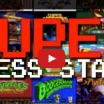 全部で9時間以上!すべてのスーファミソフトのオープニング画面を集めた動画「SUPER PRESS START」