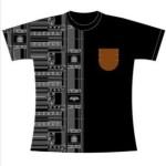 ゲームTシャツブランド、ゲームスグロリアースの新作Tシャツ、先日の「がんばれゴエモン!からくり道中」に続き「悪魔城ドラキュラ」デザインが発表に!欲しい!