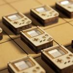 あの携帯ゲーム機が、小さな将棋のコマになっちゃった!?「GAMER'S Shogi」、5/25のゲームレジェンドにて実物展示!