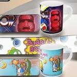 アルカノイドにバブルボブル…全部欲しい!「タイトー」レトロアーケードゲームのマグカップシリーズ