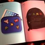 ドット絵刺繍、最高!大図まことさんの新作図案集「GAME & STITCH! クロスステッチで楽しむレトロゲーム」を買ったよ!