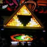 キラキラでゴージャス!レゴで作られた「ゼルダの伝説」ランプがおしゃれすぎ