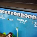この夏、作ってみたい!水槽のなかにマリオの世界を再現した「マリオ水族館」