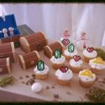 ルピーにハート、トライフォース!「ゼルダの伝説」モチーフのカップケーキがカワイイ