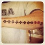 ゲーム愛を身体に刻め!Instagramで見つけた、海外の「ゲームキャラ」タトゥーいろいろ