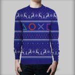 プレイステーション柄、超おしゃれ!海外のドット絵クリスマスセーター&プレステグッズいろいろ