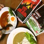 美味しくゾンビ対策!?「ゾンビ対策カレー」2種、話題の「CURRY OF THE BIOHAZARD グリーンハーブ回復カレー」と「CURRY OF THE DEAD」を食べ比べてみました!
