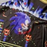 カラフルなネオンがインパクト抜群!「ソニック・ザ・ヘッジホッグ2」のカジノナイトゾーンをあしらったドレスがおしゃれすぎ