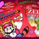 ハートがいっぱい♥昔の海外の「マリオ」や「ゼルダの伝説」のバレンタインカードが超キュート!