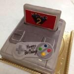 スーファミ本体がそっくりケーキに!?パティシエ「セカンド・インパクト」さんによるゲームなスイーツがステキすぎる!