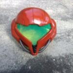 超ハイクオリティ!ハンドメイドのメトロイド「サムス」ヘルメットがリアルすぎ