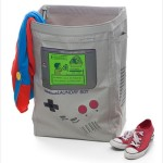 ゲーマーのお部屋にピッタリ!ゲームボーイ風デザインのランドリーバスケット「LaundryBoy」がステキすぎる
