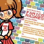 【イベント】関西勢は要チェック!チップチューンイベント「FAMICOM MADNES 5」、5/3に大阪・日本橋にて開催決定!
