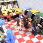 ちっちゃくても本格派!「レゴ」でゲームセンターを再現された作品がスゴい