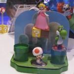 E3に出展されていた、マリオのジオラマっぽいアミーボディスプレイスタンドがカワイイ件