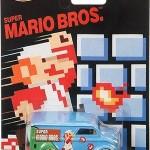 初代マリオからスーパーマリオカートまで!海外にて発売される、マリオのミニカーがレトロカワイイ