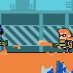 もしも、「スプラトゥーン」がゲームボーイアドバンスで出ていたら…?