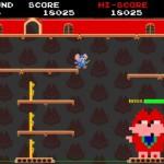 歴代ナムコキャラのドット絵もカワイイ!パワーアップしまくったマッピーで遊べる新作アプリ『マッピー  対決!ネオニャームコ団』で遊んでみた